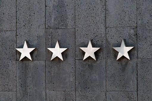 Stars, Rating, Travel, Four, Hotel, Quality