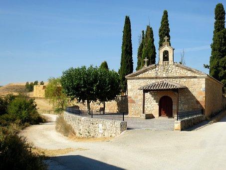 Hermitage, Way Of St James, Path, Camino Santiago