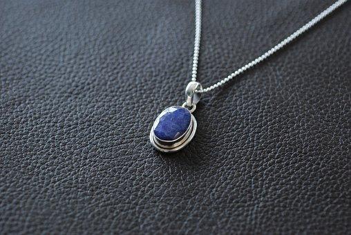 Tanzanite, Pendant, Accessories, Necklace, Jewelry