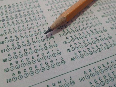 Test, Testing, Bubble Form, Test Form, Exam, Exam Form