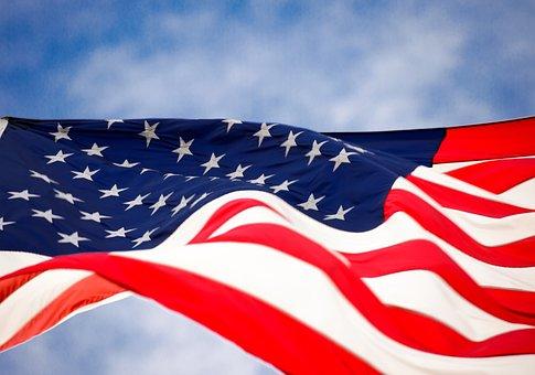 Flag, America, Usa, States, Independence, United