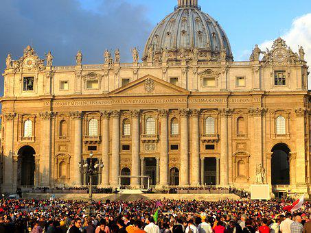 St Peter's, Basilica, Vatican, Audience, Catholic
