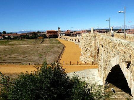 Hospital Orbigo, Way Of St James, Spain