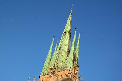 Church, St Georg, Church Of St George, Ulm, Building