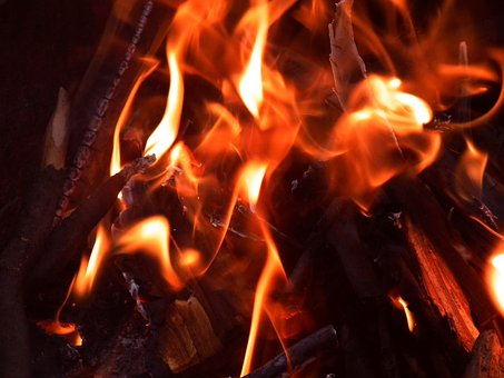 Fire, Koster, Burns, Coal, Coals, Fever, Bbq, Ash