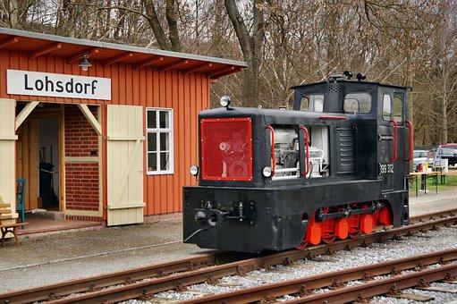 Diesel Loco Motives V10, Narrow Gauge Werksbahn 199 312