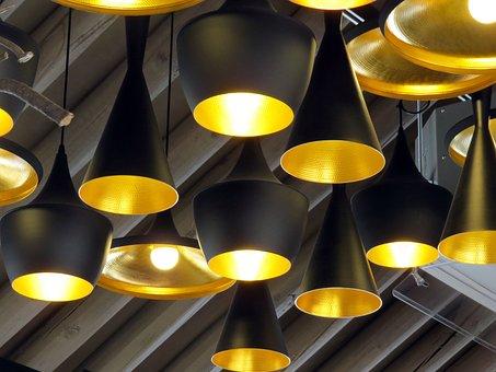 Lighting, Light Fixtures, Ceilings Etc, Lights