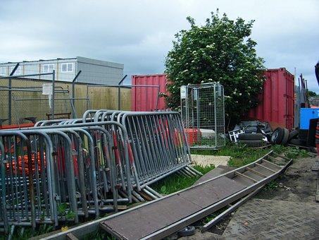 Scrapyard, Scrap, Recycling, Metal, Rust, Heap