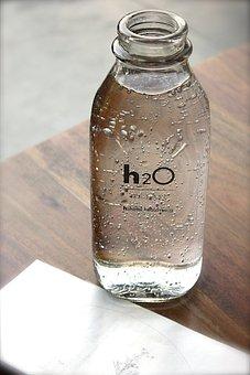 Bottle, Glass, Water
