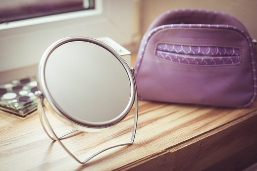Mirror, Beauty, Beautician, Cosmetics