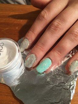 Nails, Manicure, Hybrid, Paint, Varnish, Toenail, Hands