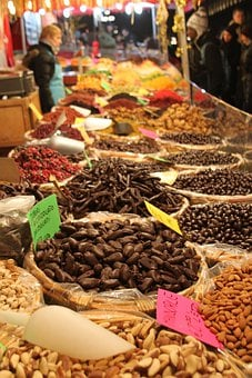 Spices, Market Herbal, Organic, Healthy, Spice