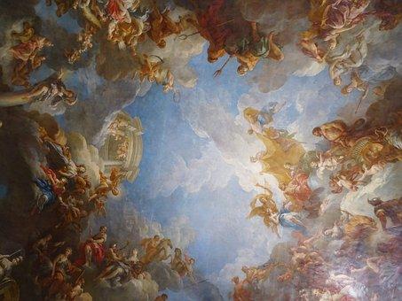Paris, France, Versailles, Paris France, Historic
