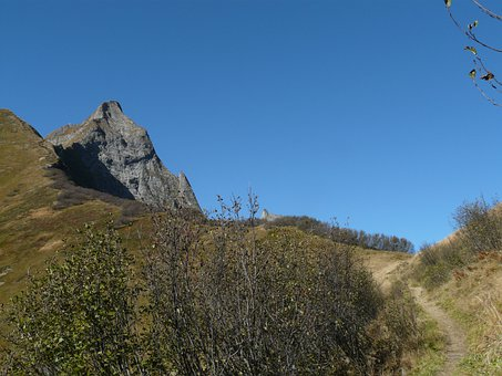 Aelpelesattel, Höfats, East Summit, Hoefatszahn