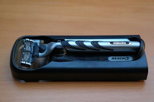 Shaver, Razor, Wet Shavers, Sound, Sharp, Shaving, Bart
