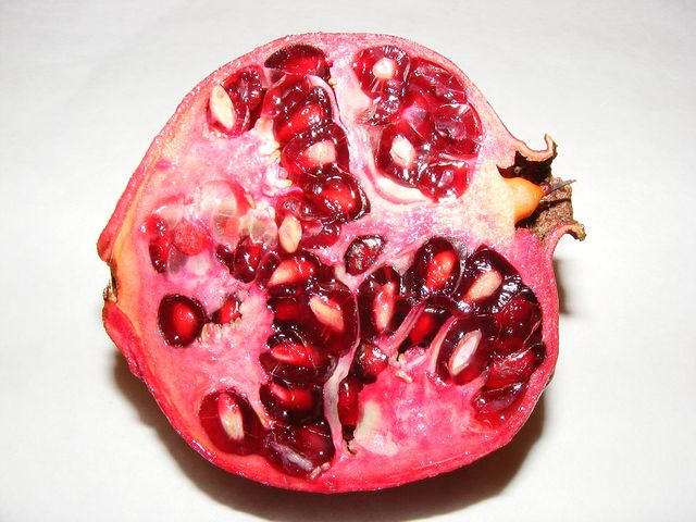 Anti-aging, Fruit, Lythraceae, Pomegranate, Punica
