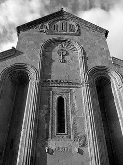 Church, Tbilisi, Orthodox, Georgia, Architecture
