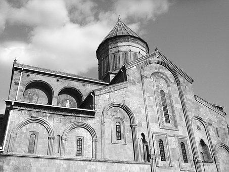 Tbilisi, Georgia, Church, Orthodox, Architecture