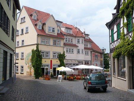 Gotha, Center, Brühl