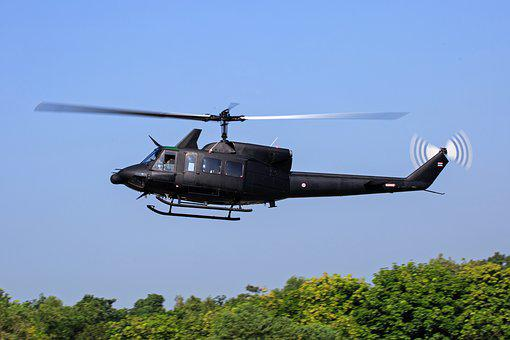 Aircraft, Flight, Flying, Helicopter, Propeller