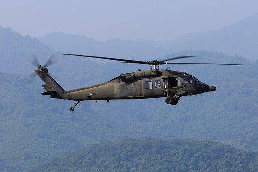 Aircraft, Flight, Flying, Helicopter, Military