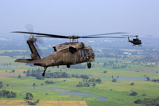 Aviation, Flight, Flying, Helicopter, Helicopters