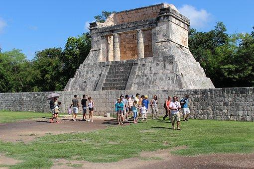 Davidbarrera, Cancun, Holiday, Mexico, Tourists