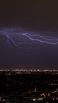 Thunder, Thunderstorm, Lightning
