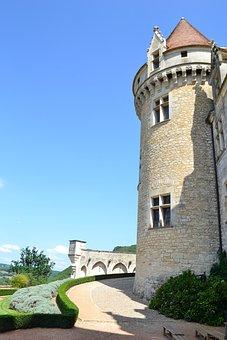 Stone Tower, Renaissance Tower, Castle
