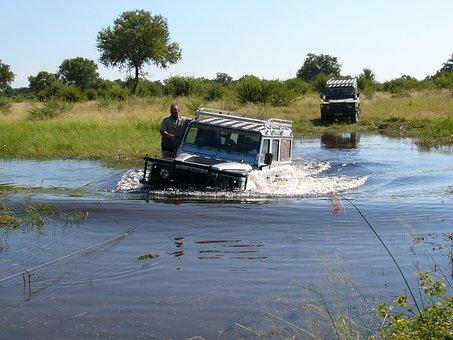 Mission, Adventure, Africa, Okavango, Safari
