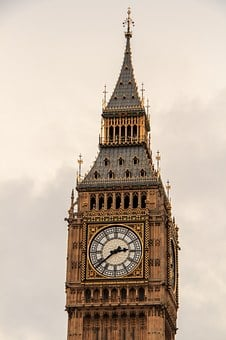 Big Ben, Clocktower, London, Clock Tower