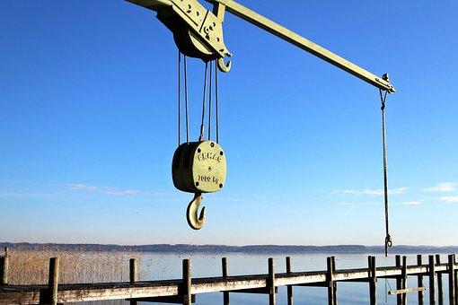 Hook, Load Hook, Load Lifter, Crane, Raise