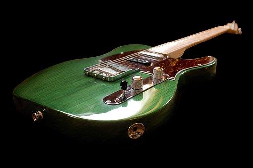 Guitars, Sangraal Guitars, Telecaster, Guitarist