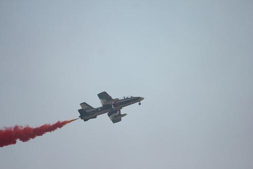 Aircraft, Airshow, Fighter, Aerobatic