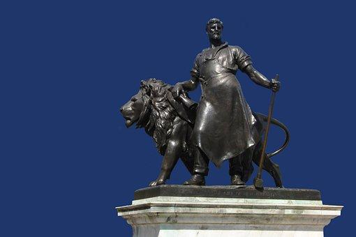 Smith Lion, Sculpture, Buckingham Palace