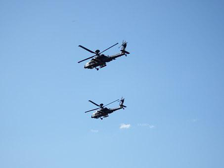 Apache, Helicopter, Military, Attack, Chopper, Army