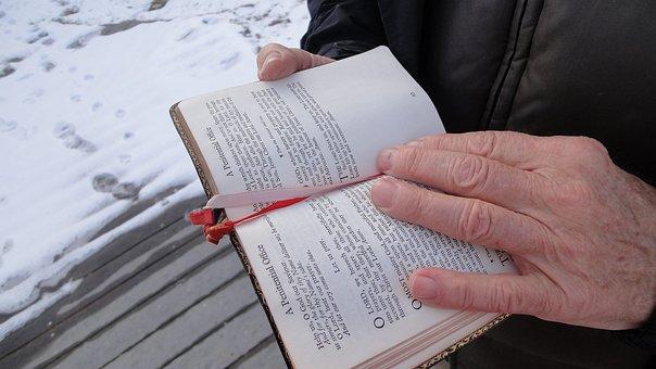 Prayer Book, Bible, Reading, Book Of Common Prayer