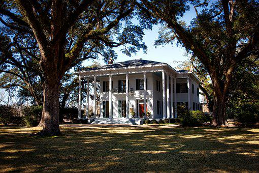 Bragg-mitchell Mansion, House, Home, Mobile, Alabama