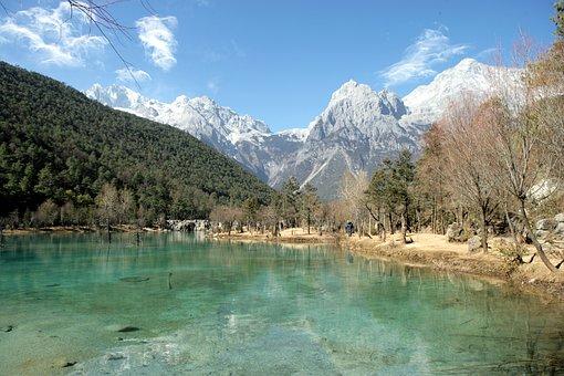 Wirung Swesan, 玉龍 雪山, Okryong Snow Mountain