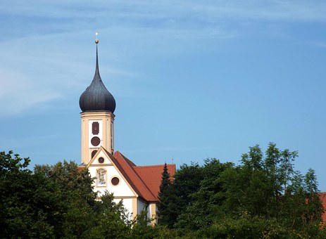 Church, Abbey, Bavaria, Oberschönenfeld