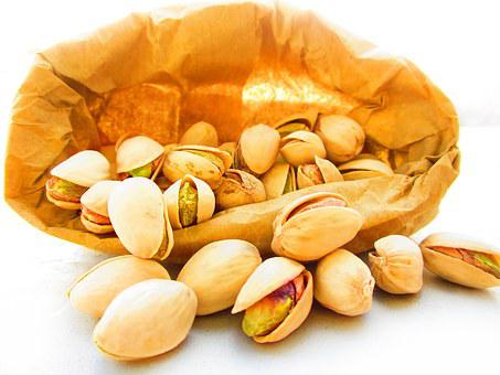 Pistachio, Peanuts, Food, Eat, Good, Crunchy, Delicious