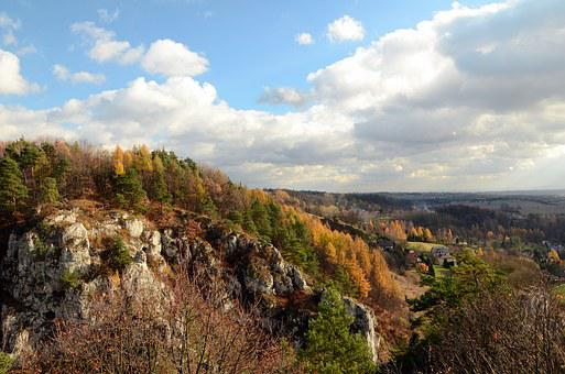 Bolechowice, Rocks, Trail Of The Eagles ' Nests, Poland