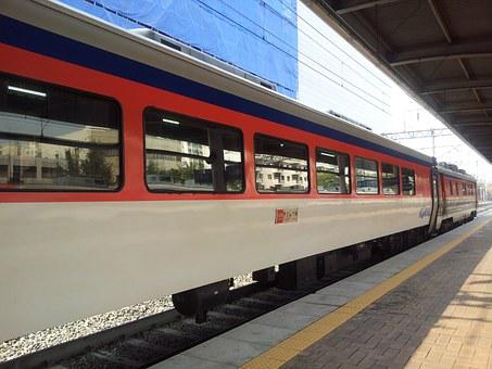 Train, Travel, Railway, Train Station, Landscape
