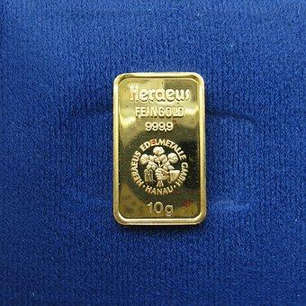 Gold, Precious Metal, Finance, Banks, Capital, Wealth
