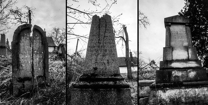 Cemetery, Abandoned, Graveyard, Old, Grave, Tomb, Stone