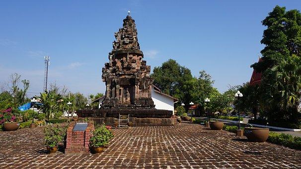 Phra That Narai Ngaweng Gel, The Lord Buddha's Relics