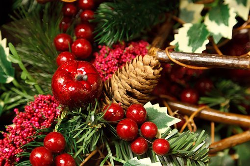 Artificial, Branch, Celebrate, Christmas, Decoration