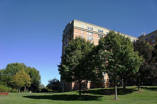 Building, Apartments, Ar, Apartment Block, Architecture