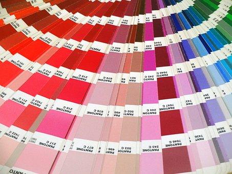 Pantone, Swatches, Nuance, Colors, Code Pantone, Color