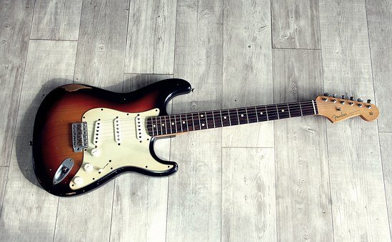 Etc, Instrument, To Load, Fender, Electric Guitar